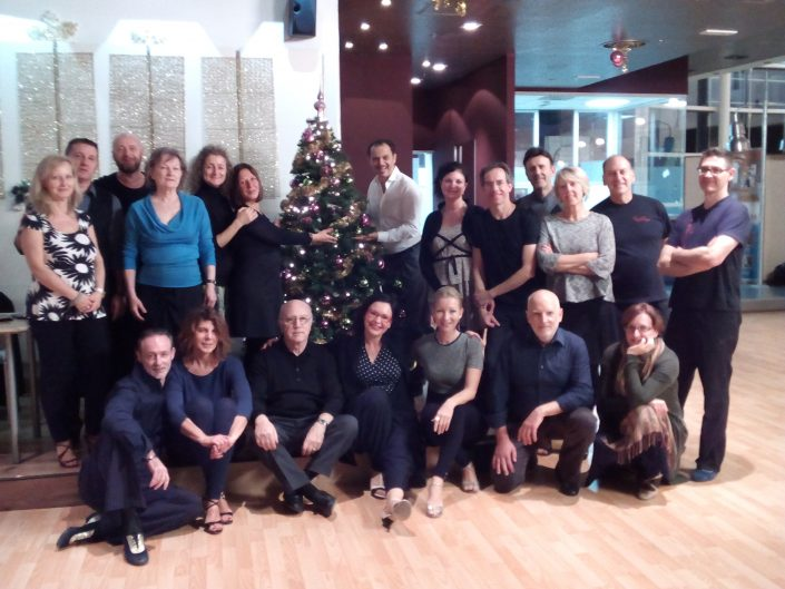 TimeforTango - Stage Natale 2015 con Panero & Hilliges