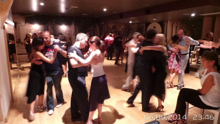 Sede TimeforTango - Milonga 2014