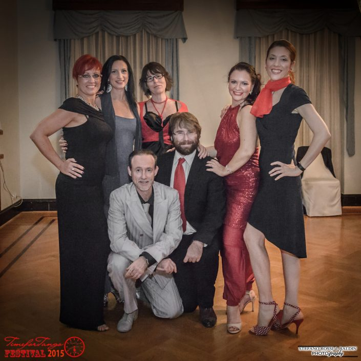 TimeforTango Festival 2015 Staff