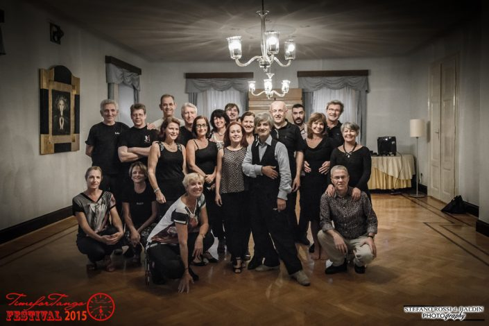 TimeforTango Festival 2015 Gibo Lesson
