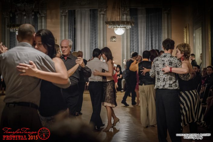 TimeforTango Festival 2015 - Milonga