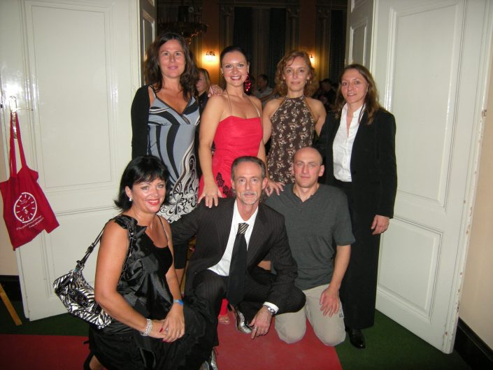 TimeforTango Festival 2010 Staff