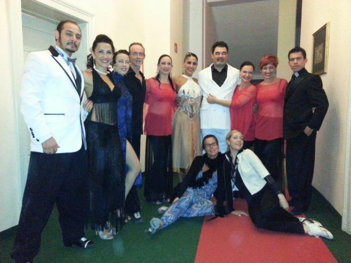 TimeforTango Festival 2015 - Team