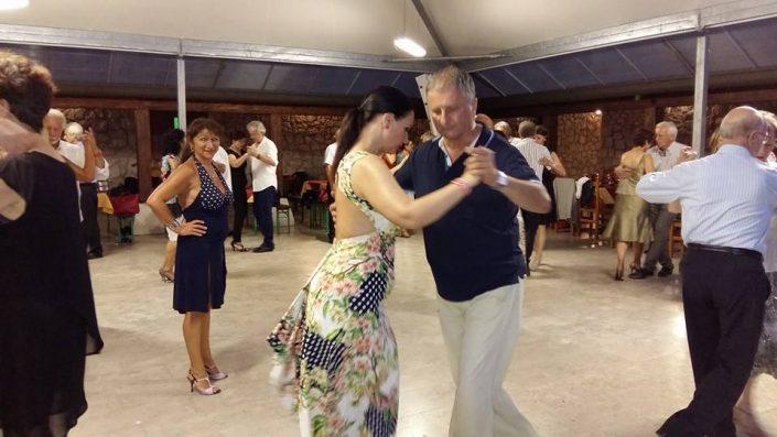 TimeforTango e la Milonga di Gradina - stage con Lioubova