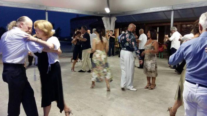 TimeforTango e la Milonga di Gradina - stage pre serata