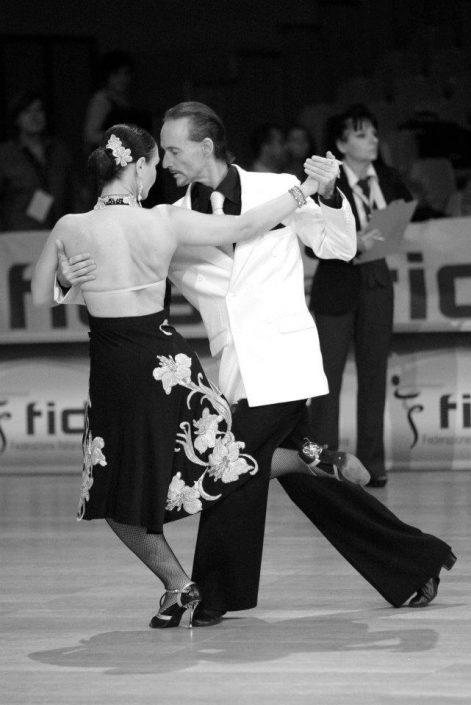 Andrea Joschi & Alexandra Lioubova