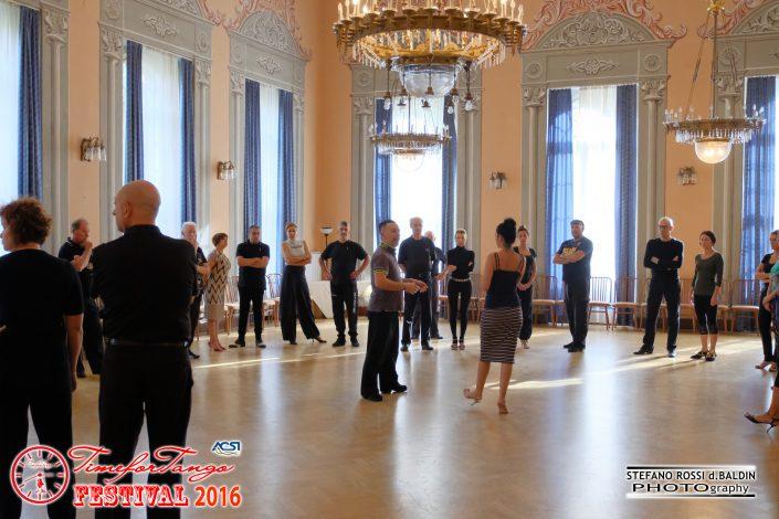 TimeforTango Festival 2016 - Palladino Lesson