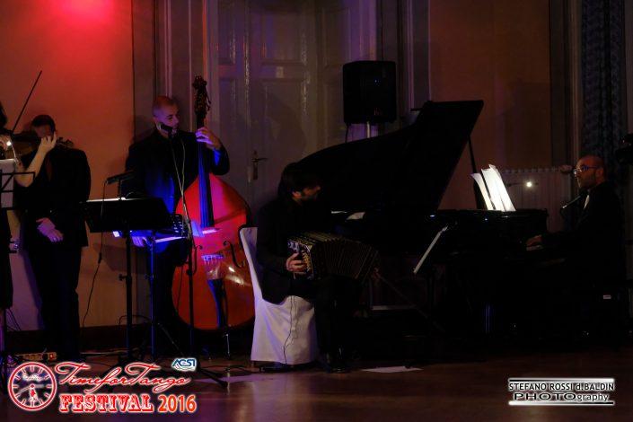TimeforTango Festival 2016 - Milonga Concerto