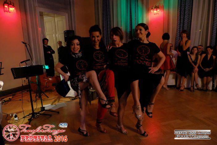 TimeforTango Festival 2016 - Ladies Team