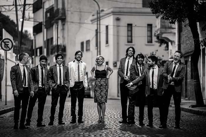 Milonga Misteriosa TimeforTango con Orquesta Misteriosa Buenos Aires