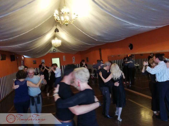 TimeforTango scuola Tango Argentino a Trieste