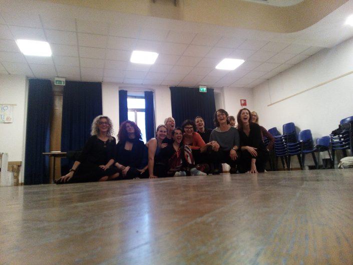 TimeforTango Stage 2017 - Nora Witanowsky ladies