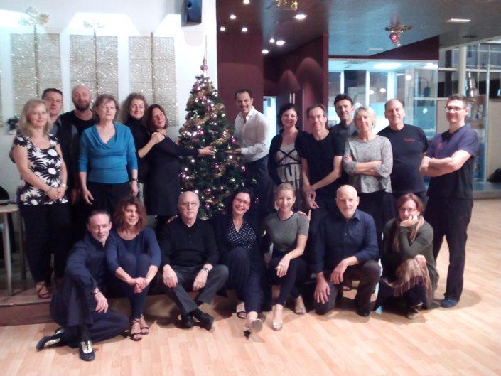 TimeforTango - Stage Natale 2015 con Panero & Hilliges