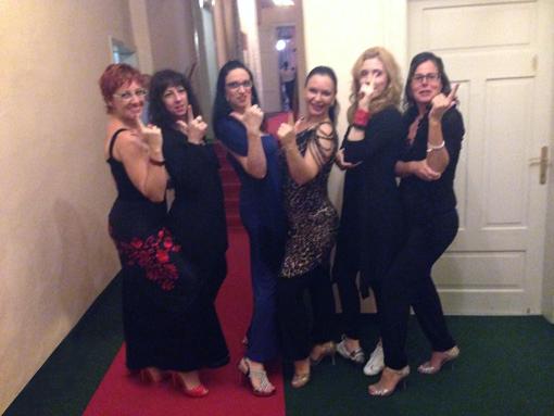 TimeforTango Festival 2015 Staff